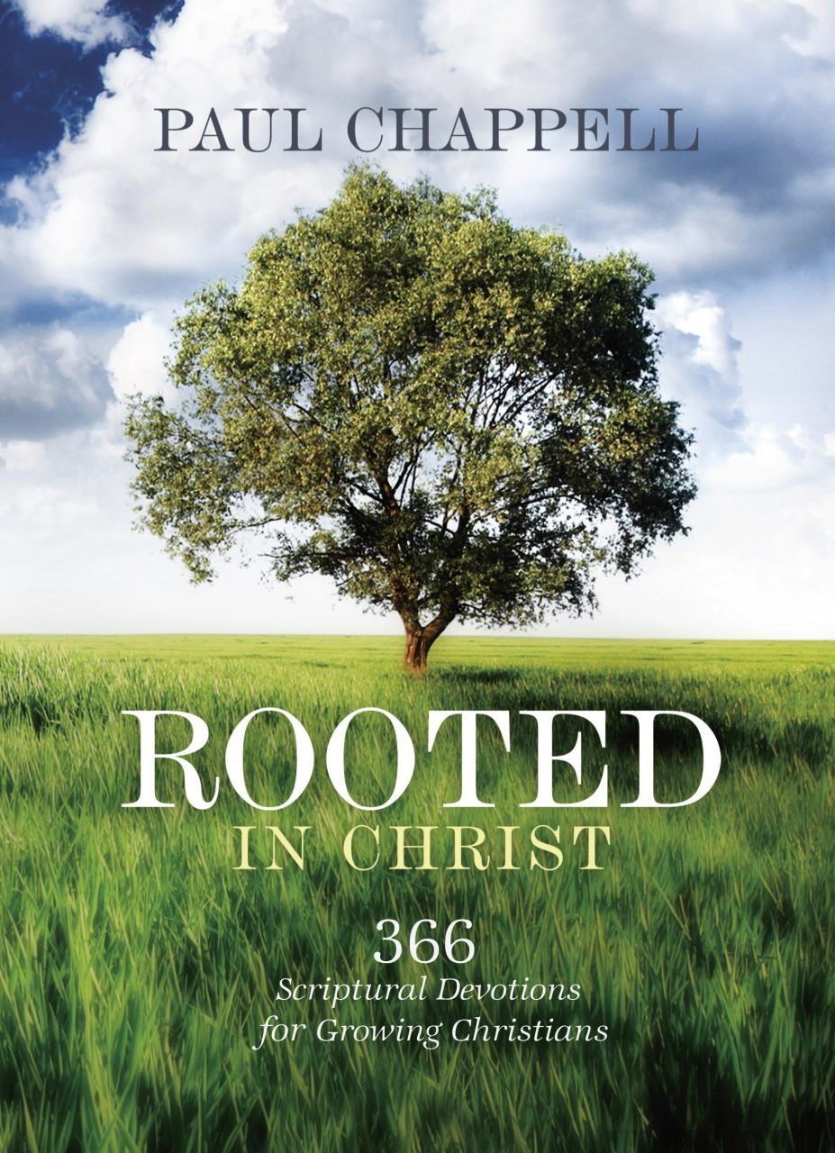Rooted In Christ Daily Devotional