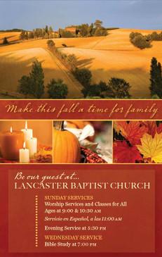Fall Outreach Card 3.5x5.5