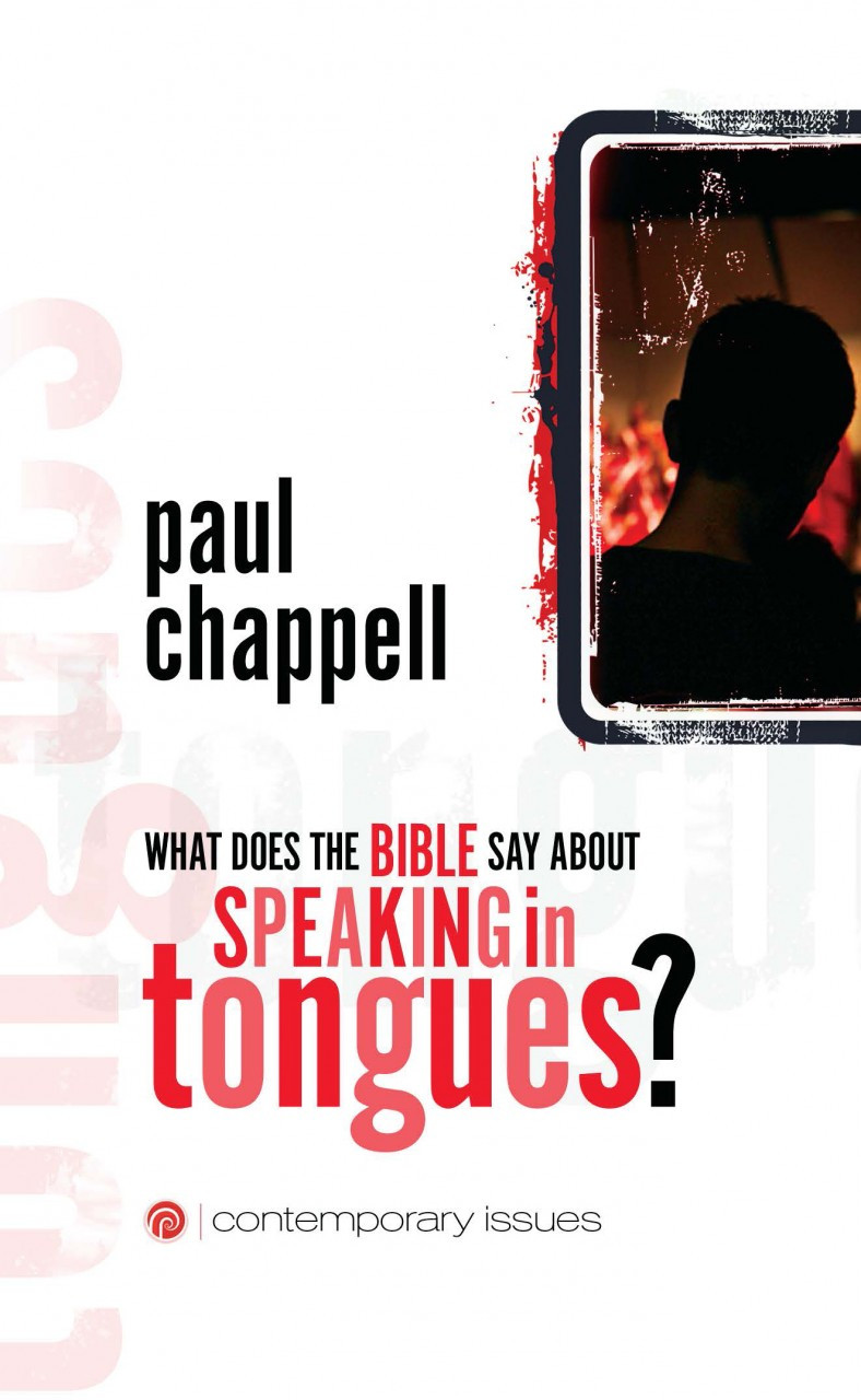 what does the bible say about speaking in tongues pdf