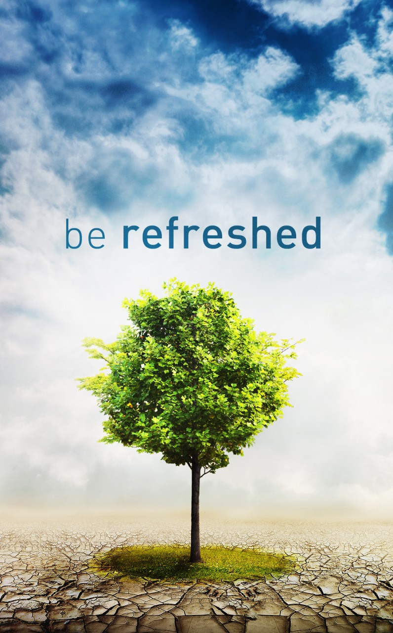 Be Refreshed Striving Together Publications