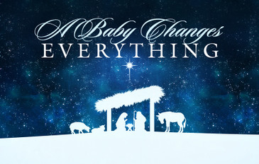A Baby Changes Everything 3.5x5.5