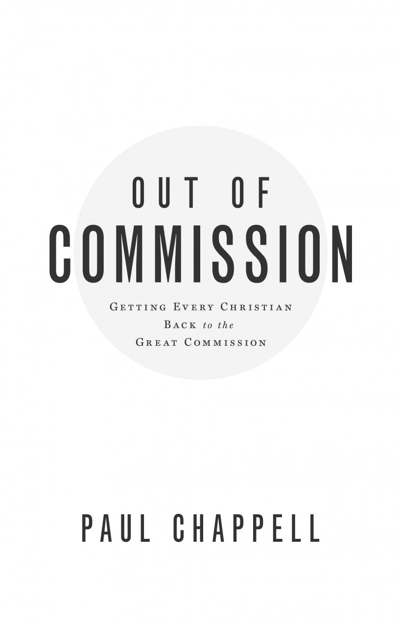 Out Of Commission Striving Together Publications