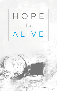 Hope is Alive 3.5x5.5
