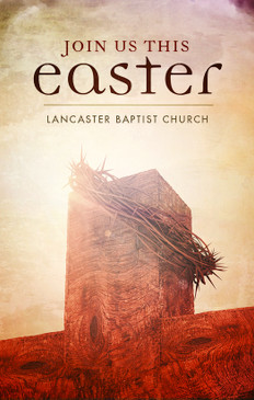 Join Us This Easter 3.5x5.5