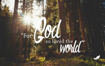 God's Love 3.5x5.5
