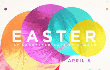 Easter Circles 3.5x5.5