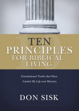 Ten Principles for Biblical Living Ebook