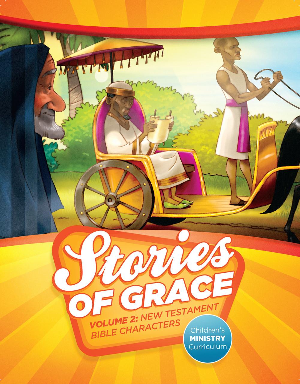 Bible Character Volume 1