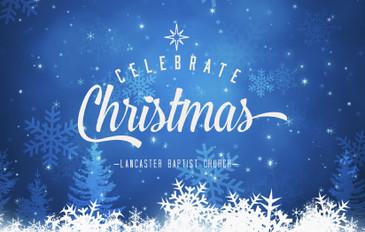Celebrate Christmas Snowflakes 3.5x5.5