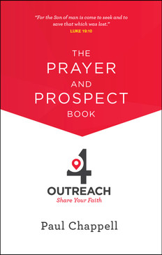 The Prayer and Prospect Book