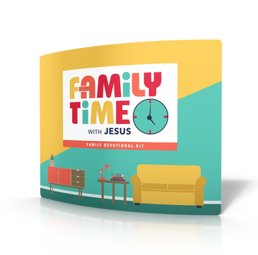 Family Time with Jesus Devotional Kit
