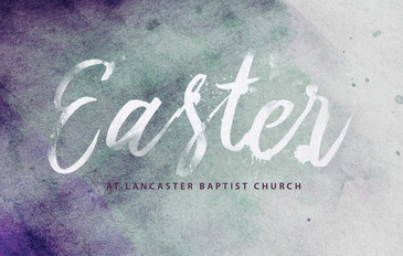 Easter Watercolors—Green & Purple 3.5x5.5