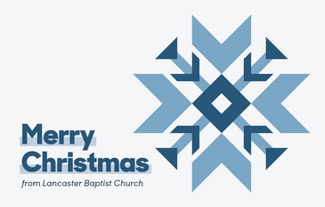 Merry Christmas Snowflake 3.5x5.5