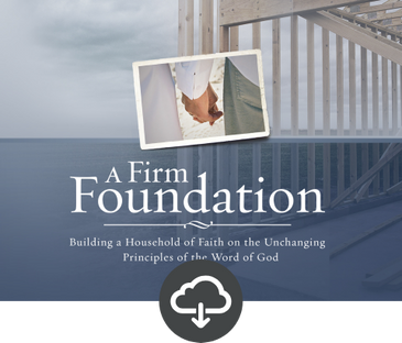 A Firm Foundation Curriculum Download