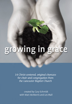 Growing in Grace Chorus Book