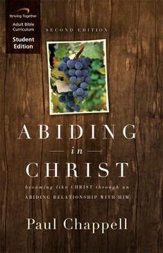 Abiding in Christ Student Edition (Second Edition)