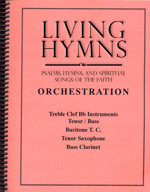 Living Hymns Orchestration: LH13  Bb (Bass Clarinet, Baritone T.C., Tenor Sax)
