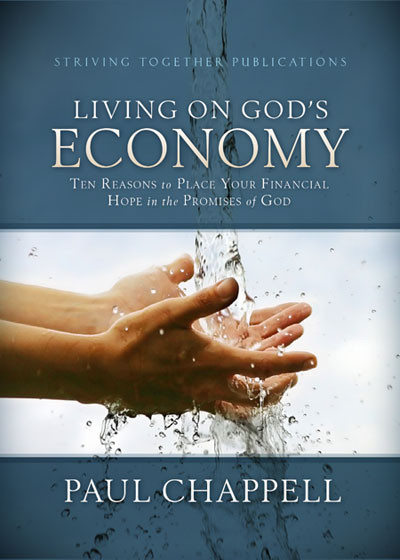 Living On God S Economy Striving Together Publications