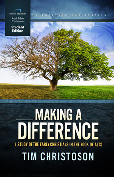 Making a Difference Student Edition