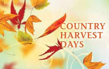 Country Harvest Days (orange)