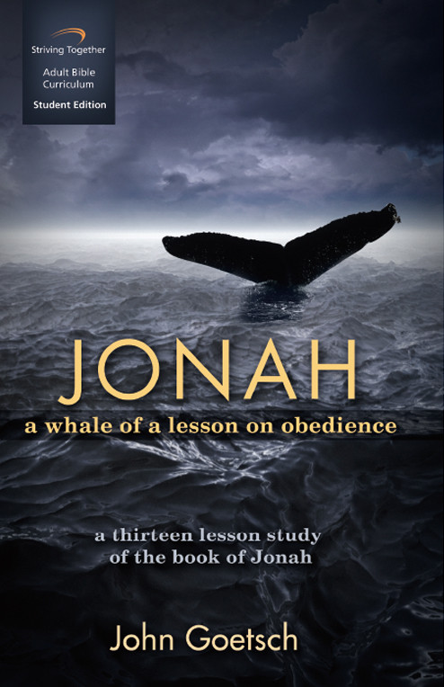 Jonah Student Edition Striving Together Publications