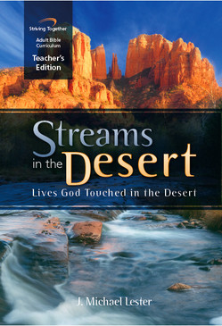 Streams in the Desert Teacher Edition