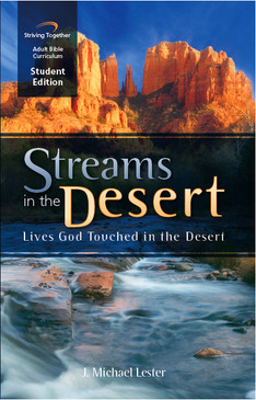 Streams in the Desert Student Edition