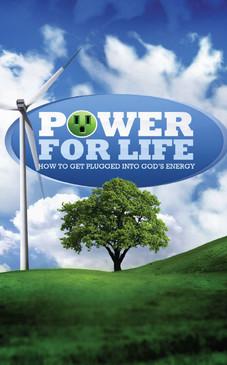 Power for Life - Preprinted Gospel