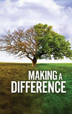 Making a Difference - Preprinted Gospel