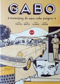 Gabo: memorias de una vida mágica