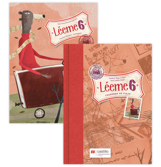 Léeme 6 (Anthology + Activity Book ) (6th/7th grade)