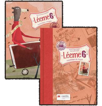 Léeme 6 (Anthology + Activity Book ) (6th/7th grade)