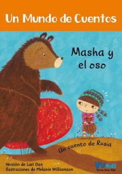 Un mundo de cuentos: Masha y el oso
