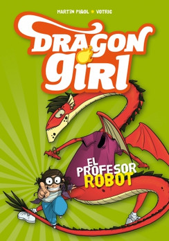 Dragon Girl 2: El profesor robot