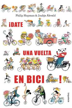 Date una vuelta en bici!
