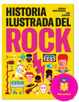 Historia ilustrada del Rock / Illustrated History of Rock