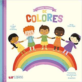 Singing/ Cantando de colores