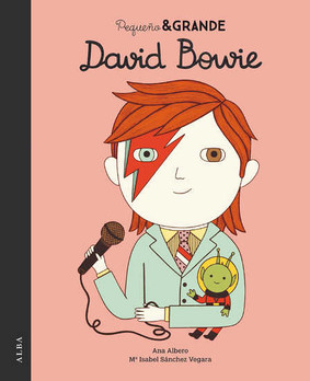 David Bowie. Pequeño & Grande.