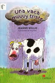 Una vaca muuuy triste