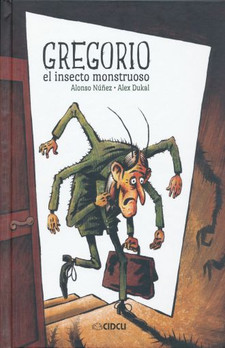 Gregorio el insecto monstruo
