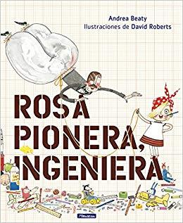 Rosa Pionera Ingeniera