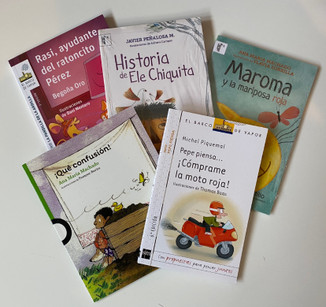 Early Reader  Chapter Books Bundle (ages 6-8)