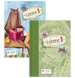 Léeme 1 (Anthology + Activity Book) (1st/2nd grade)