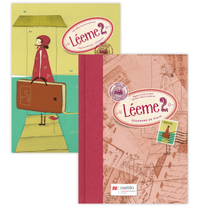 Léeme 2 (Anthology + Activity Book) (2nd/3rd grade)