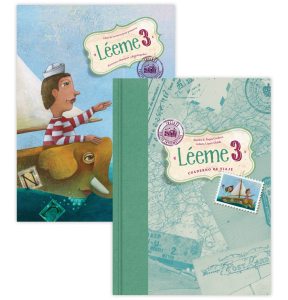 Léeme 3 (Anthology + Activity Book) (3rd/4th grade)