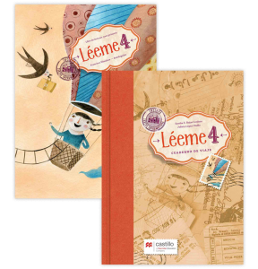 Léeme 4  (Anthology + Activity Book) (4th/5th grade)