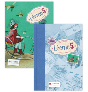LÉEME 5 (ANTHOLOGY + ACTIVITY BOOK) (5th/6th grade)
