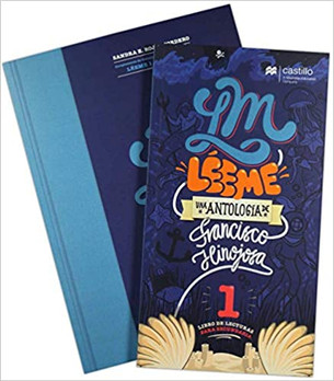 Léeme 7  (Anthology + Activity Book) (7th/8th grade)