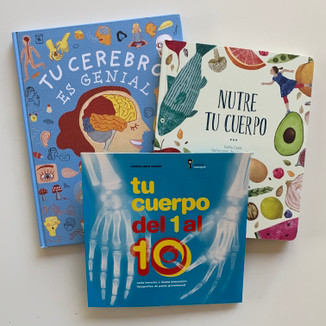 Cuídate Bundle (Hábitos saludables) (Ages 8-12)