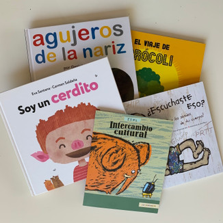 Cuídate Bundle (Hábitos saludables ) (Ages 5-8)